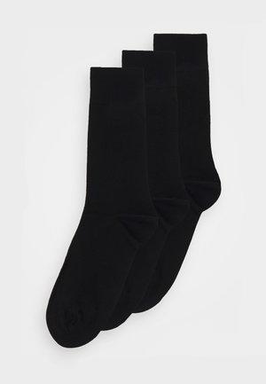 3 PACK - Ponožky - navy