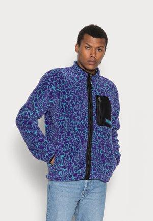MUZZER FUZZAR ZIP - Light jacket - blue, multi-coloured