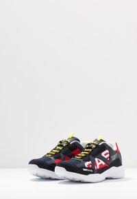 GAS Footwear - WISTOON MIX CLASSIC - Trainers - navy - 2