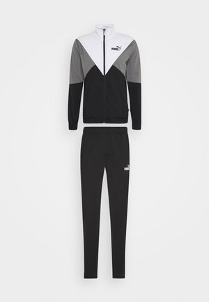 RETRO TRACK SUIT - Trainingsanzug - black