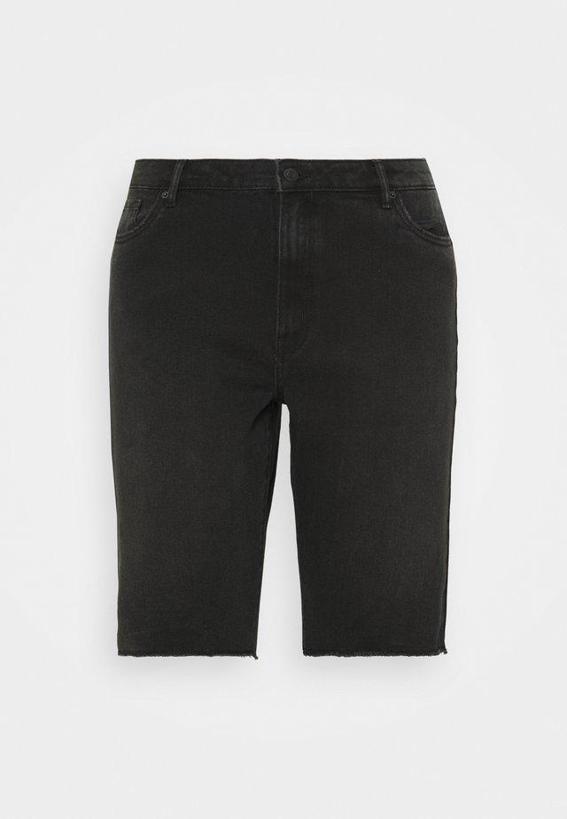 VMLOA FAITH  - Shorts di jeans - black