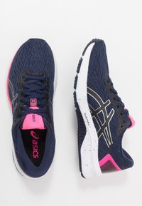 ASICS - Stabilty running shoes - peacoat/black - 1