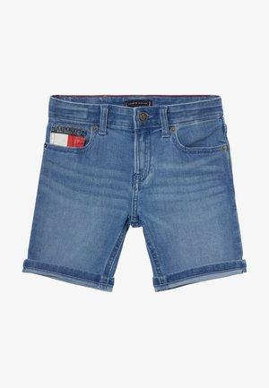 STEVE  - Denim shorts - denim