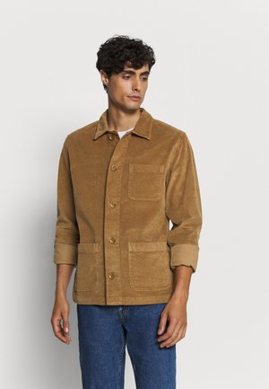 STATION - Summer jacket - brown