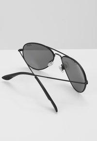 Superdry - HUNTSMAN - Sunglasses - matte black - 3