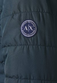 Armani Exchange - CABAN COAT - Classic coat - navy - 8