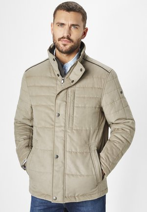 TIZIAN - Winter jacket - straw