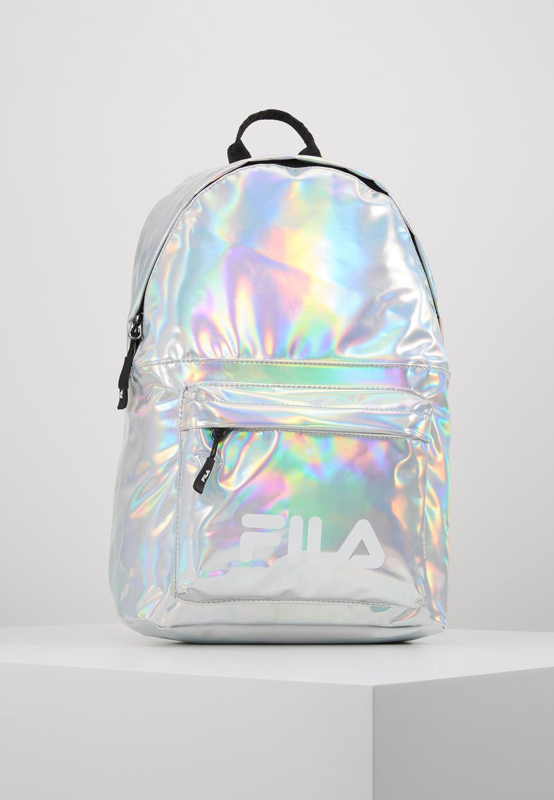 Fila - NEW BACKPACK S'COOL HOLO - Rucksack - silver