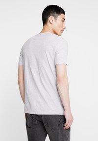 AllSaints - TONIC CREW - Basic T-shirt - grey marl - 2