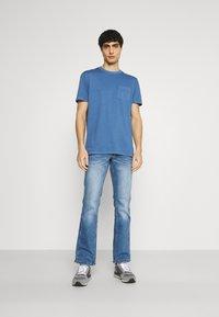 GAP - T-shirt basic - cornflower - 1