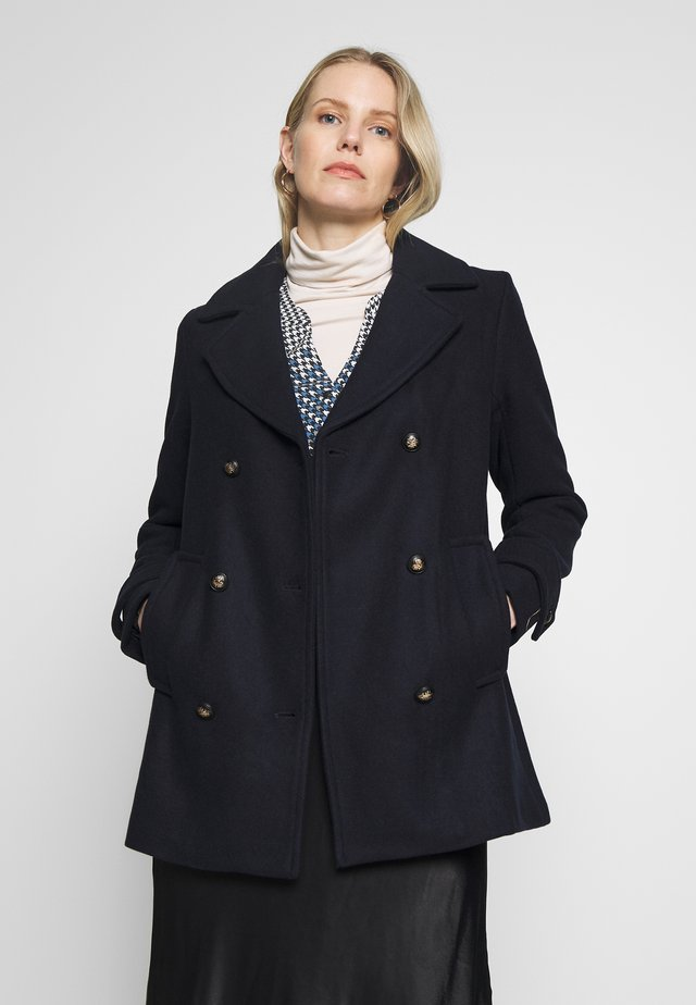 ABRIGO MILITAR - Krátký kabát - blue