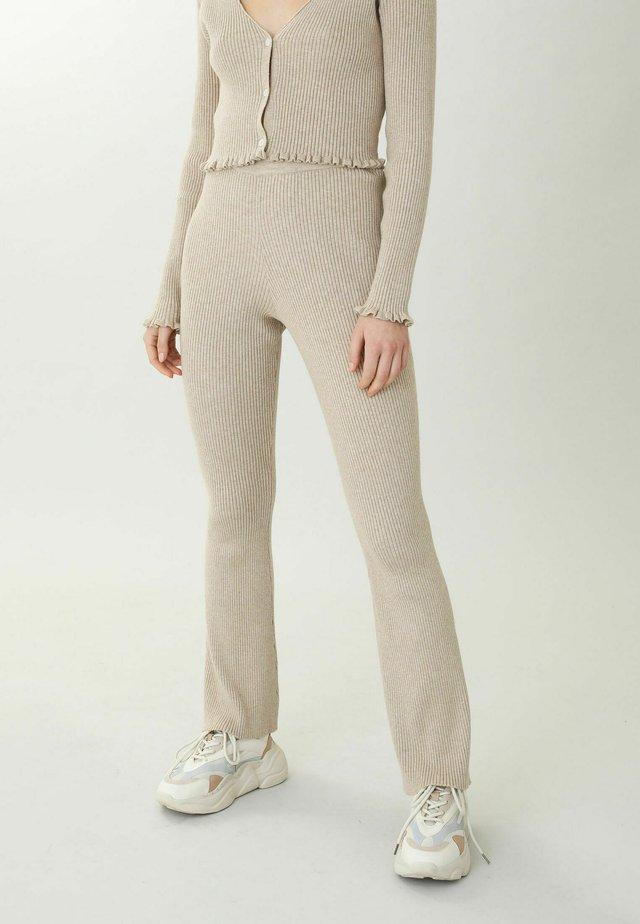 Pantalon de survêtement - taupebeige