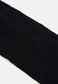 FALKE - BERRY TRIM - Socks - black - 1
