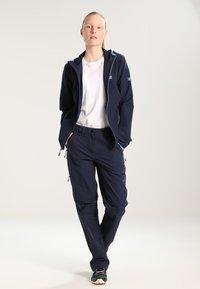 Jack Wolfskin - ACTIVATE WOMEN - Outdoor trousers - midnight blue - 1