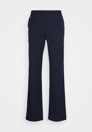 GOLF PANT - Tygbyxor - navy blue