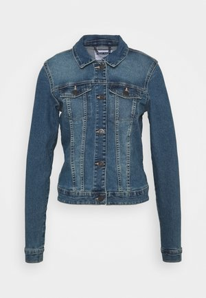 NMDEBRA  - Denim jacket - medium blue denim