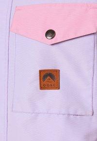 OOSC - 1080 WOMEN'S JACKET  - Skijakke - pink/lilac - 5