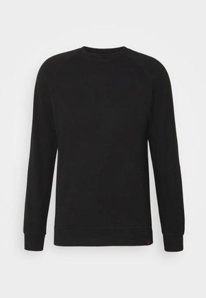 BASIC CREW - Felpa - black