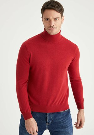 ITALIAN COLLECTION - Jumper - bordeaux