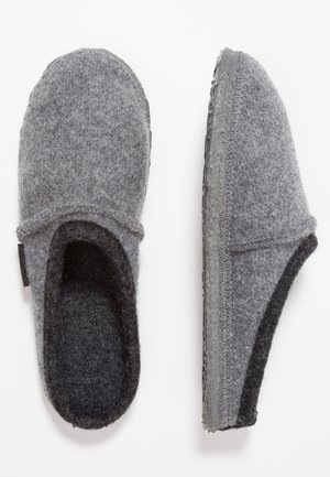 GIPFEL - Slippers - schiefer