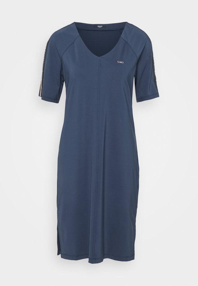 ABITO  - Jerseykjole - dress blue