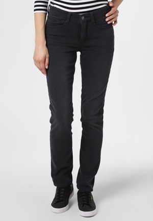 Slim fit jeans - anthrazit