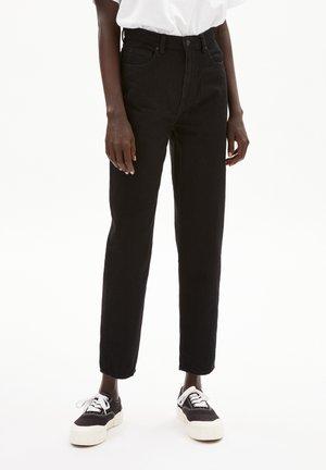 MAIRAA - Straight leg jeans - black