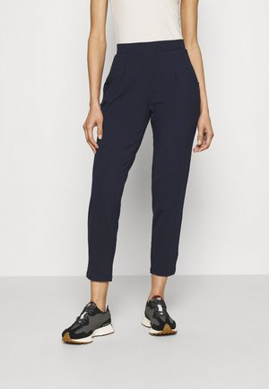 PLAIN TAP - Pantaloni - dark blue