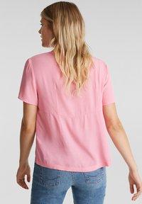 edc by Esprit - Button-down blouse - pink - 2