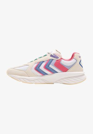 REACH LX 6000 ARCHIVE - Sneakers laag - white/pink