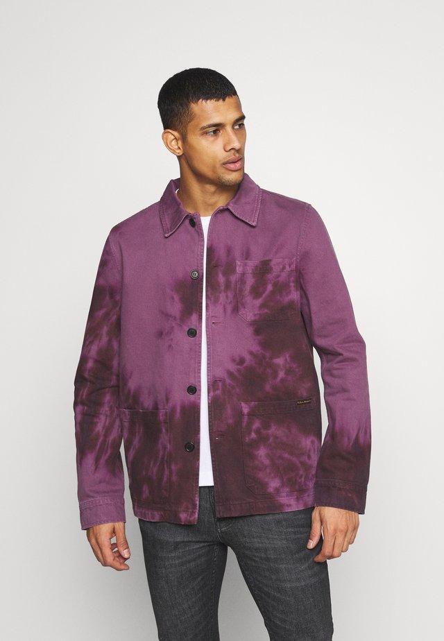 BARNEY - Spijkerjas - violet