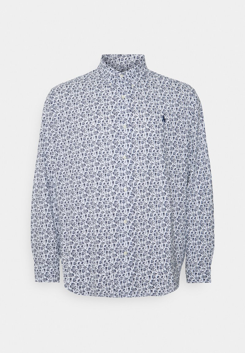 Polo Ralph Lauren Big & Tall - Shirt - white gryphon floral