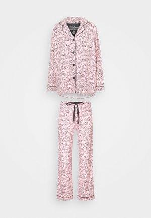 Pyjama set - rosa