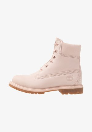 6IN PREMIUM BOOTS - Lace-up ankle boots - rose