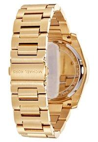 Michael Kors - BRECKEN - Chronograph watch - gold-coloured - 2