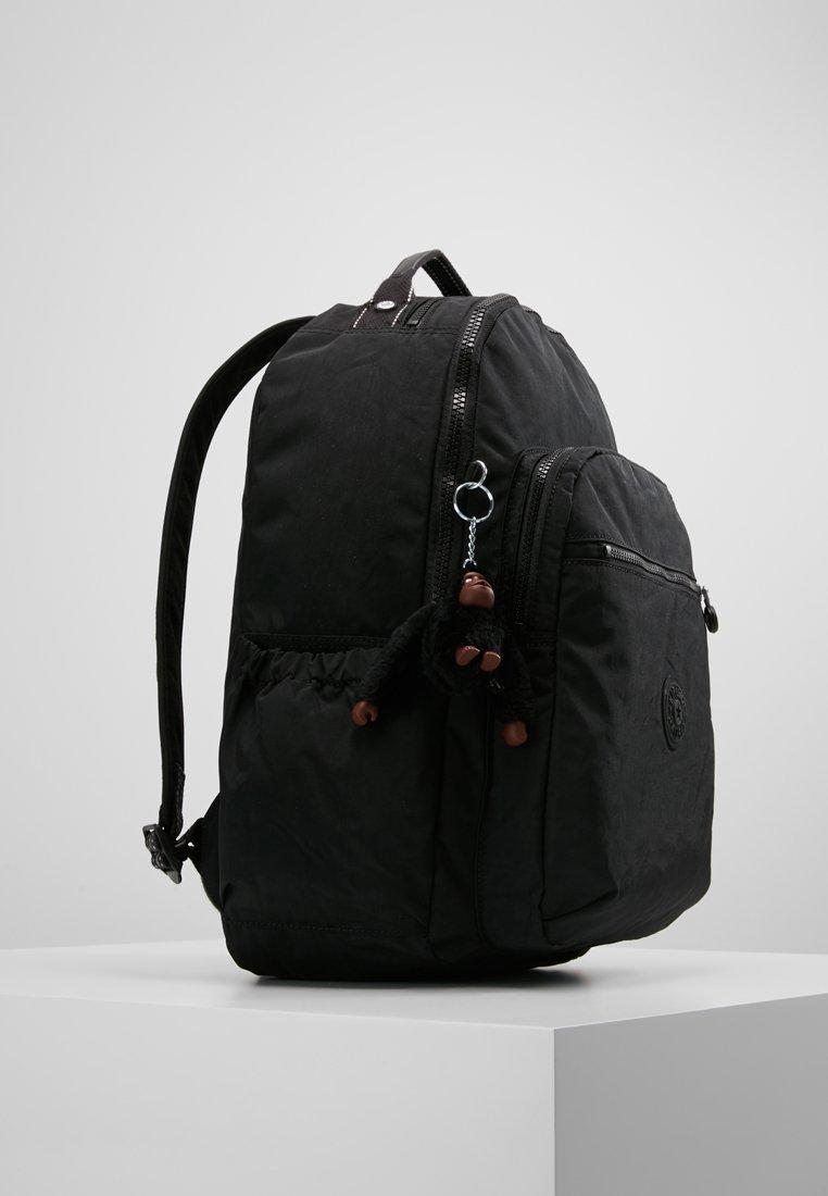 Kipling SEOUL GO - Ryggsekk - true black/svart lvNLP8qU3P3p8ci