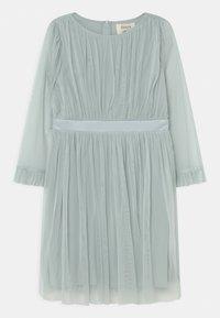 Anaya with love - FLARED SLEEVE DRESS - Vestido de cóctel - pale blue - 0