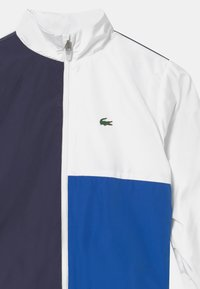 Lacoste Sport - SET UNISEX - Træningssæt - navy blue/white/lazuli - 3