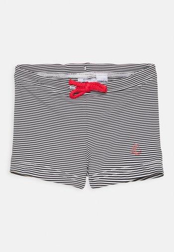 MAILLOT DE BAIN - Swimming shorts - abysse/lait