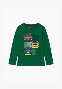 Lemon Beret - SMALL BOYS - Langærmede T-shirts - green - 0