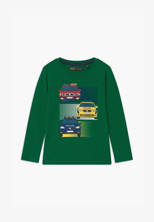SMALL BOYS - Långärmad tröja - green