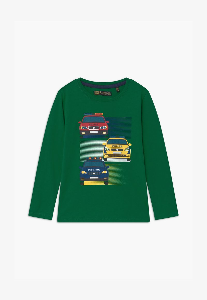 Lemon Beret - SMALL BOYS - Langærmede T-shirts - green