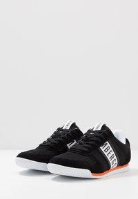 Bikkembergs - ENRICUS - Sneakersy niskie - black - 2