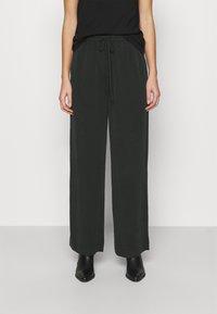 mbyM - YVETTE - Trousers - black - 0
