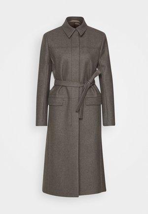 CORALINE - Zimní kabát - greige