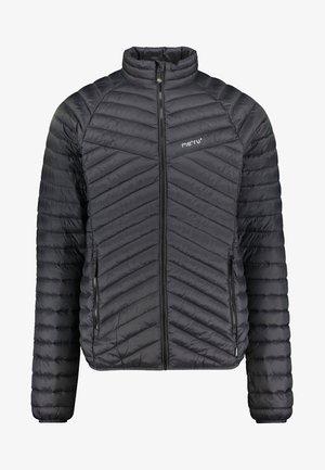 "MERU HERREN STEPPJACKE ""COLLINGWOOD"" - Winter jacket - black"