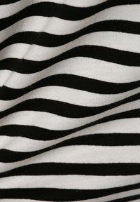 Franco Callegari - Print T-shirt - schwarz weiß - 2