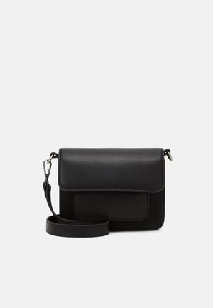 CAYMAN MINI SOFT - Sac bandoulière - black