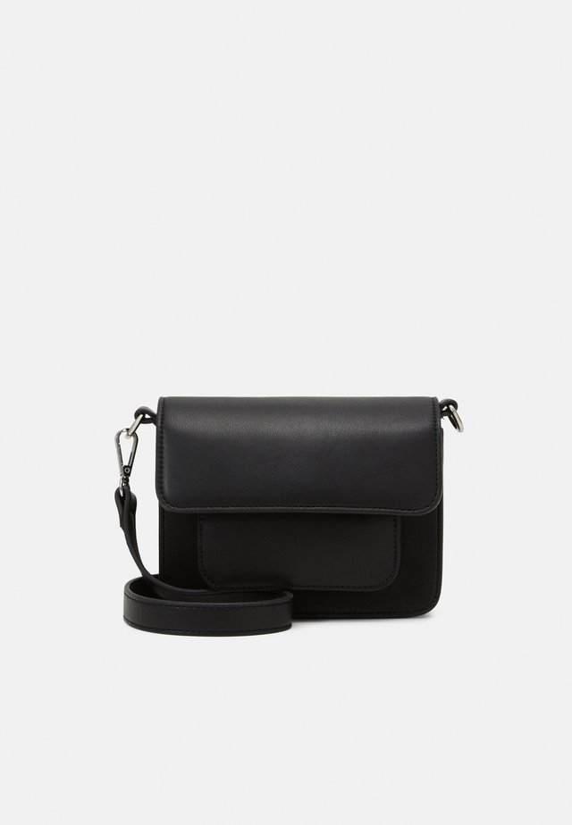 CAYMAN MINI SOFT - Borsa a tracolla - black