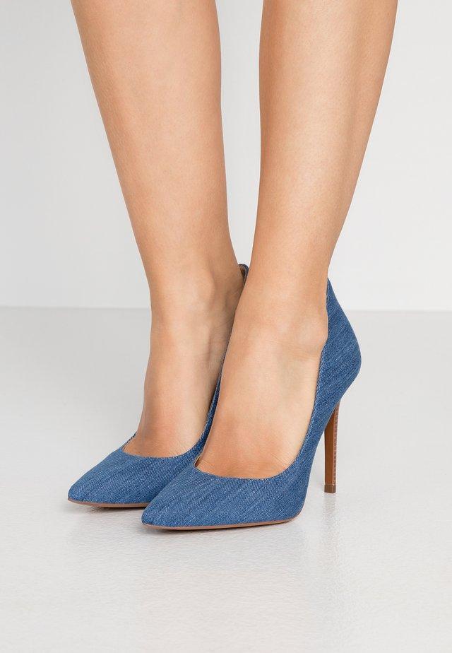 KEKE  - High heels - light denim